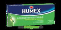 Humex Conjonctivite Allergique 2 %, Collyre En Solution En Récipient Unidose à SOUMOULOU