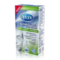 Optone Actimist Spray Oculaire Yeux Fatigués + Inconfort Fl/10ml à SOUMOULOU