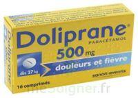 Doliprane 500 Mg Comprimés 2plq/8 (16) à SOUMOULOU