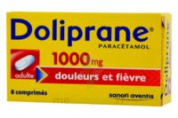 Doliprane 1000 Mg Comprimés Plq/8 à SOUMOULOU