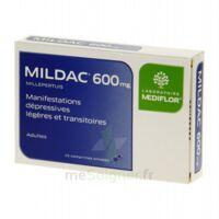 Mildac 600 Mg, Comprimé Enrobé à SOUMOULOU