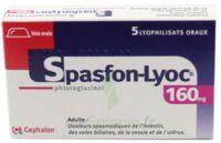 Spasfon Lyoc 160 Mg, Lyophilisat Oral à SOUMOULOU