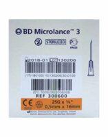 Bd Microlance 3, G25 5/8, 0,5 Mm X 16 Mm, Orange  à SOUMOULOU