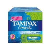 Tampax Compak, Super, Bt 16 à SOUMOULOU