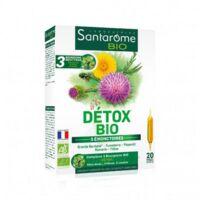 Santarome Bio Détox Solution Buvable 20 Ampoules/10ml à SOUMOULOU