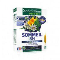 Santarome Bio Sommeil 8h Solution Buvable 20 Ampoules/10ml à SOUMOULOU