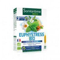 Euphystress Solution Buvable Bio 20 Ampoules/10ml à SOUMOULOU