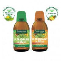 Ultradraine Bio Solution Buvable Thé Vert Citron Fl/500ml à SOUMOULOU