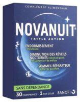 Novanuit Triple Action Comprimés B/30 à SOUMOULOU