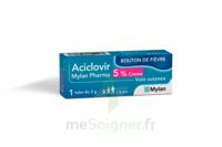 Aciclovir Mylan Pharma 5%, Crème à SOUMOULOU