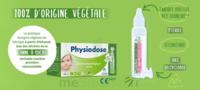 Physiodose Solution Sérum Physiologique 40 Unidoses/5ml Pe Végétal
