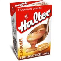 Halter Bonbons Sans Sucre Caramel à SOUMOULOU