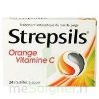 Strepsils Orange Vitamine C, Pastille à SOUMOULOU