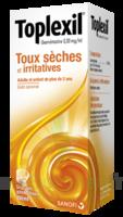 Toplexil 0,33 Mg/ml, Sirop 150ml à SOUMOULOU