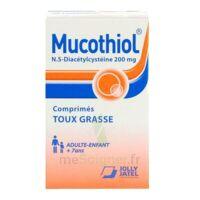 Mucothiol 200 Mg Cpr Pell Fl/20 à SOUMOULOU