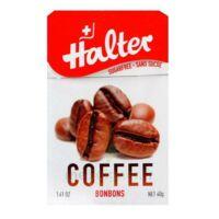 Halter Sans Sucre Bonbon Café B/40g à SOUMOULOU