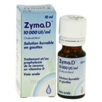 Zymad 10 000 Ui/ml, Solution Buvable En Gouttes à SOUMOULOU