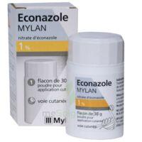 Econazole Mylan 1 % Pdr Appl Cut Fl/30g à SOUMOULOU