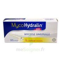 Mycohydralin 500 Mg, Comprimé Vaginal à SOUMOULOU