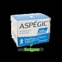 Aspegic 500 Mg, Poudre Pour Solution Buvable En Sachet-dose 20 à SOUMOULOU
