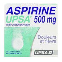 Aspirine Upsa 500 Mg, Comprimé Effervescent à SOUMOULOU