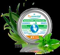 Puressentiel Respiratoire Gommes Menthe-eucalyptus Respiratoire - 45 G à SOUMOULOU