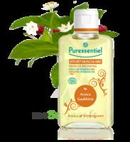 Puressentiel Articulations & Muscles Huile De Massage Bio** Effort Musculaire - Arnica - Gaulthérie - 200 Ml à SOUMOULOU