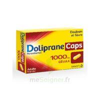 Dolipranecaps 1000 Mg Gélules Plq/8 à SOUMOULOU