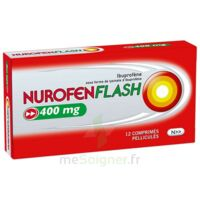 Nurofenflash 400 Mg Comprimés Pelliculés Plq/12 à SOUMOULOU