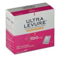 Ultra-levure 100 Mg Poudre Pour Suspension Buvable En Sachet B/20 à SOUMOULOU