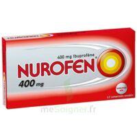 Nurofen 400 Mg Comprimés Enrobés Plq/12 à SOUMOULOU