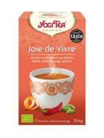 Yogi Tea Joie De Vivre à SOUMOULOU