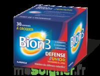 Bion 3 Défense Junior Comprimés à Croquer Framboise B/30 à SOUMOULOU