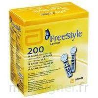 Freestyle Papillon Lancettes B/200 à SOUMOULOU