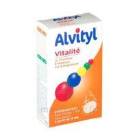 Alvityl Vitalité Effervescent Comprimé Effervescent B/30 à SOUMOULOU