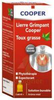 Lierre Grimpant Cooper édulcoré Au Maltitol Liquide Solution Buvable Sans Sucre F/100ml à SOUMOULOU