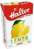 Halter Sans Sucre Bonbon Citron B/40g à SOUMOULOU