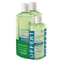 Ducray Shampooing Extra Doux Usage Fréquent 2*fl/400ml+fl/200ml à SOUMOULOU