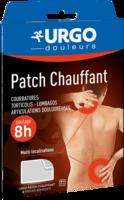 Patch Chauffant Decontractant Urgo X 2 à SOUMOULOU