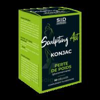 Sid Nutrition Minceur Sculpting Act Konjac Gélules B/60 à SOUMOULOU