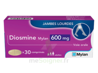Diosmine Mylan 600 Mg, Comprimé à SOUMOULOU