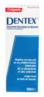 Dentex Solution Pour Bain Bouche Fl/300ml à SOUMOULOU