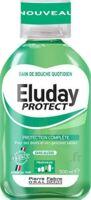 Pierre Fabre Oral Care Eluday Protect Bain De Bouche 500ml à SOUMOULOU