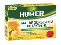 Humer Pharyngite Past Mal De Gorge Baies Sauvages à SOUMOULOU
