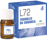 Lehning L72 Solution Buvable En Gouttes 1fl/30ml à SOUMOULOU